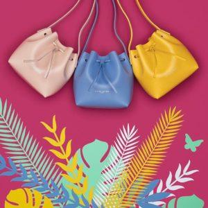 Toutes les tendances de la collection sacs femme Printemps