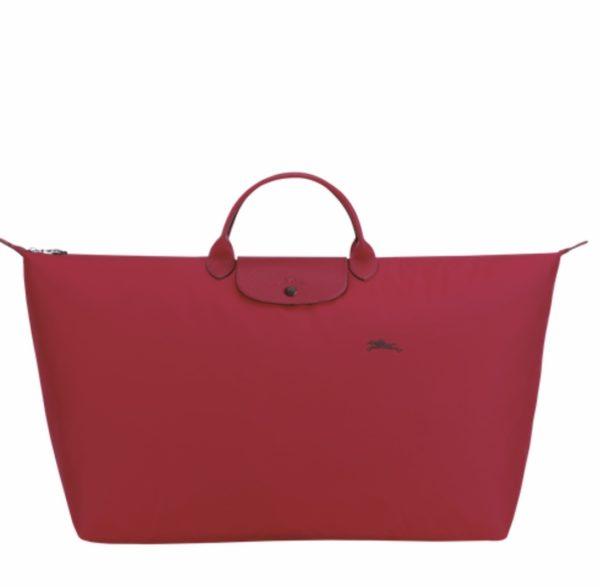 LONGCHAMP le pliage club sac de voyage XL Rouge