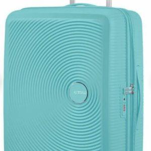 AMERICAN TOURISTER Soundbox Valise 4 roues Extensible 67cm poolside blue