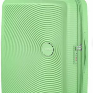 AMERICAN TOURISTER Soundbox Valise 4 roues Extensible 67cm Spring green
