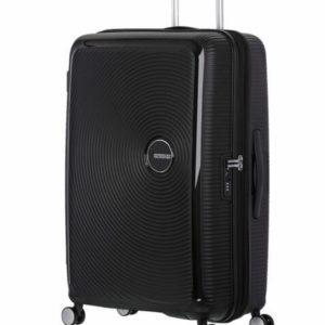 AMERICAN TOURISTER Soundbox Valise 4 roues Extensible 77cm black